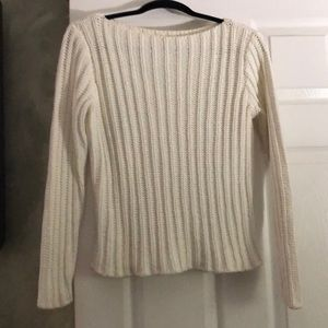 Sweaters - Bundle 2/$12 Cream sweater